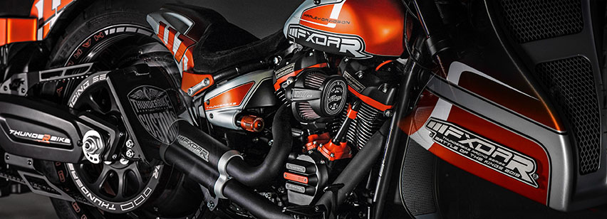 Thunderbike Harley-Davidson Shop | Custom Parts, Clothing