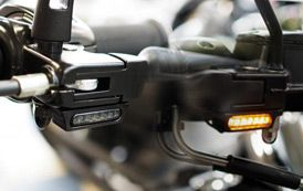 LED-Blinker Stripe