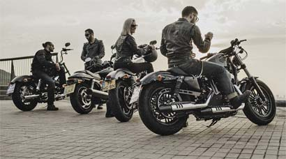 H-D Motorcycles