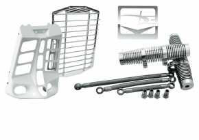 Thunderbike Parts Oilcooler & Covers
