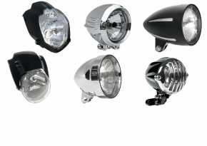 Thunderbike Parts Headlights