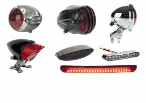 Thunderbike Parts Rear Lights