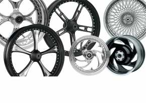 Thunderbike Parts Räder