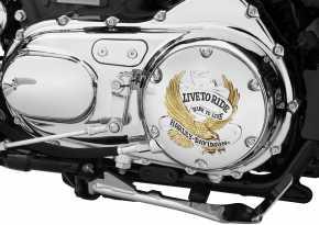 H-D Original Zubehör Derby, Point und Inspektionsdeckel