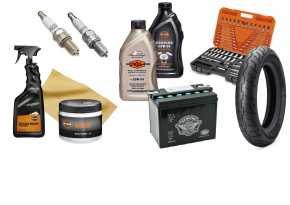 Harley Genuine Parts Cleaning & Maintenance