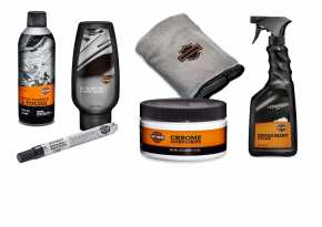 Harley Genuine Parts Surface Care Products