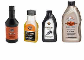 Harley Genuine Parts Oil & Lube