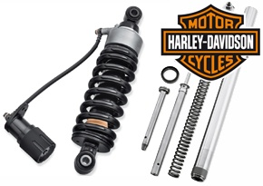 Harley Genuine Parts Suspension & Shocks