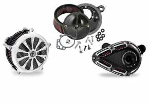 Custom-Chrome Air Cleaner