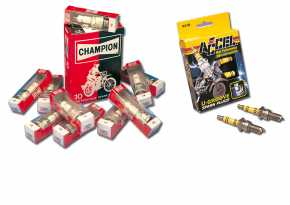 Custom-Chrome Spark Plugs