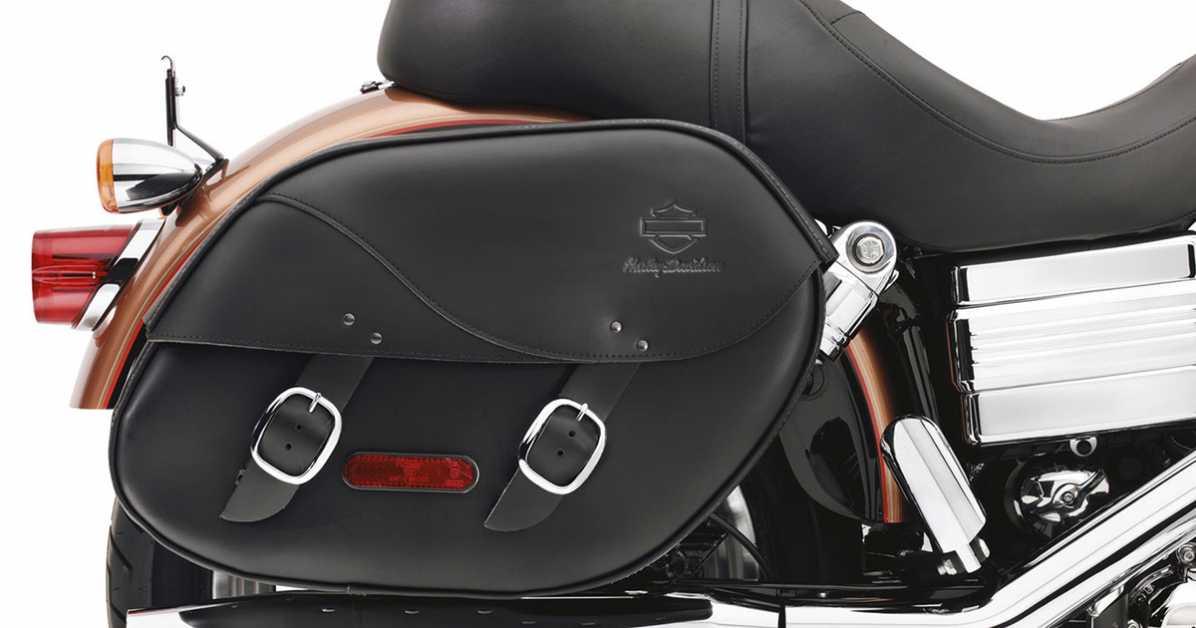 Hawk Brake Pads >> Harley-Davidson Dyna Saddlebags & Luggage at Thunderbike Shop