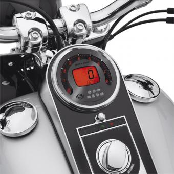 Combination Digital Speedometer/Analog Tachometer