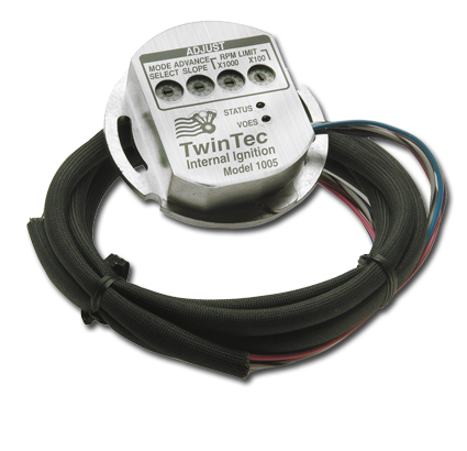 Daytona Twin Tec Daytona Twin Tec Voll programmierbare Zündanlage 1005  - 03-1003
