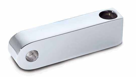 "Arlen Ness Arlen Ness 2-1/4"" Extended Headlight Block chrome  - 05-769"