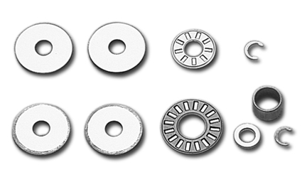 Custom Chrome Throwout Bearing Thrust Washer  - 10-0146