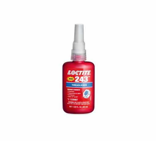 Loctite Loctite 243 Threadlocker and Sealant - Blue  - 11100005