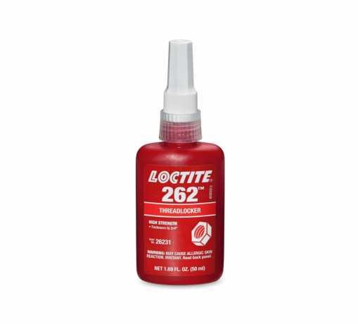 Loctite Loctite 262 Gewindekleber und Dichtmittel, Rot  - 11100006