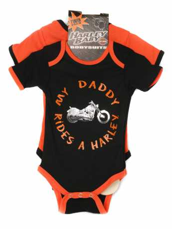 H-D Motorclothes Harley-Davidson Boys Bodies My Daddy Rides a Harley (2)  - 1153042/18