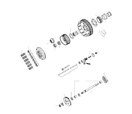 Upper Pushrod Cover O-Ring  (10)  - 12-082