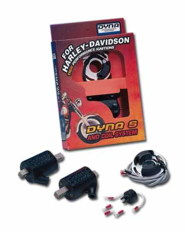 Dynatek Dyna S Dual Fire electronic Ignition 5 Ohm  - 12-319