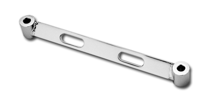 Custom Chrome Montagebügel für Sitzfedern - Hinterer Halter  - 12-561