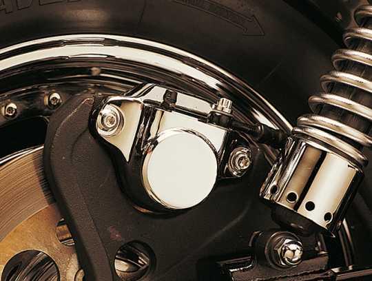 Custom Chrome Rear Brake Caliper Chrome  - 13-022