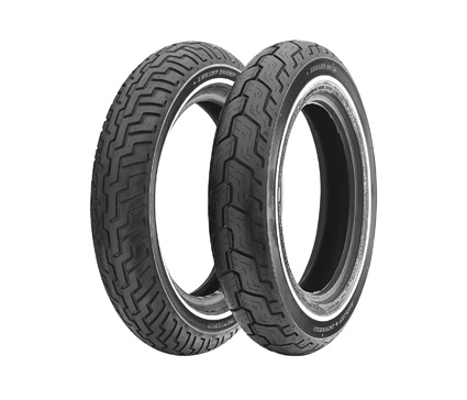 Dunlop Tire D402 F MT90X16 HB SW 302191 HD