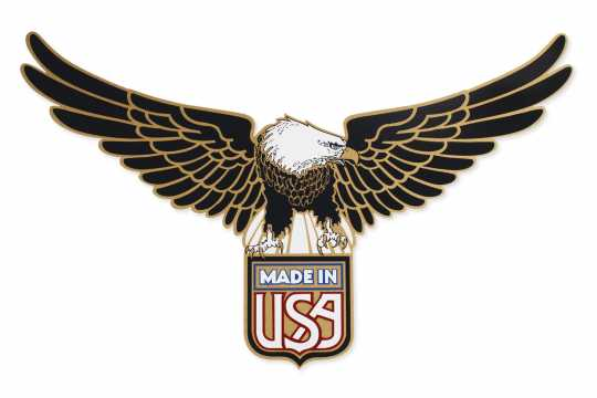 Harley-Davidson H-D Eagle Fairing Decal  - 14093-84
