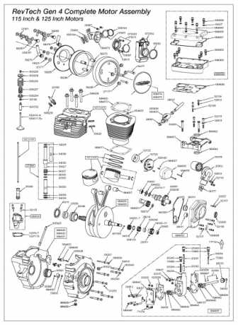 RevTech RevTech O-Ring Piston Oil Squirters  - 65-4403