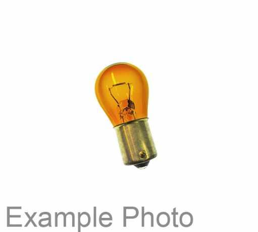 Custom Chrome Einfaden Birne, orange (1156NA)  - 15-198