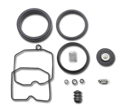 Custom Chrome Rebuild Kit for Keihin CV  - 15-799