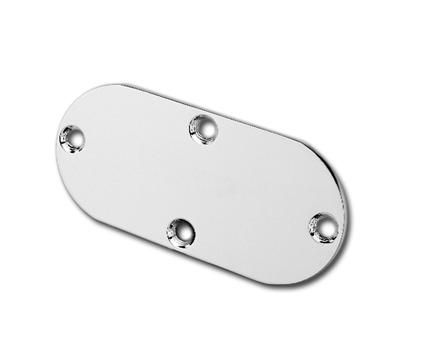 Custom Chrome Inspektionsdeckel chrom  - 15-936