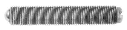 Custom Chrome Druckstangen- Einstellschraube  - 15-995