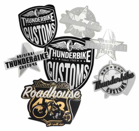 Thunderbike Clothing Thunderbike Sticker Set  - 17-99-050