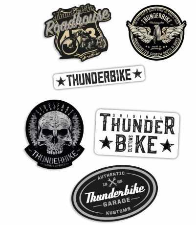 Thunderbike Clothing Thunderbike Aufkleber Set 2.0  - 17-99-060