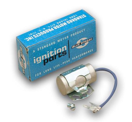 Blue Streak Blue Streak Kondensator einzeln  - 17-192