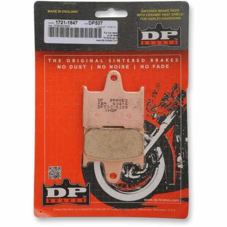 DP Brakes DP Brakes Bremsbeläge hinten Sintered DP537  - 17211847