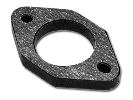 Custom Chrome Manifold Spacer Bendix & Keihin  - 17-375