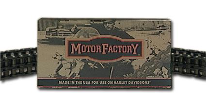 Motor Factory Duplex- Rollenkette mit 82 Gliedern  - 17-415