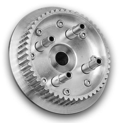Custom Chrome Innere Kupplungsnabe  - 17-425