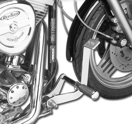 Custom Chrome Forward Control Kit  - 17-550