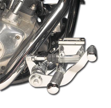 "Custom Chrome Forward Control Kit 5/8"", chrome  - 17-586"