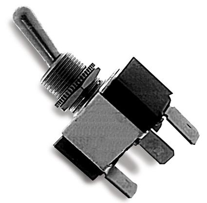 Standard Motorcycle Products 3-Positionen Kippschalter (Kabelschuhpins)  - 17-727