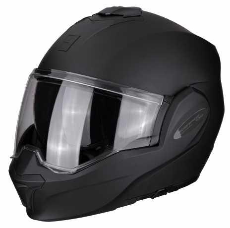 Scorpion Helmets Scorpion Exo-Tech Helmet Solid matte black  - 18-100-10V