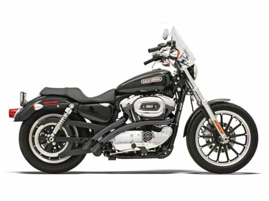 Bassani Radial Sweepers black