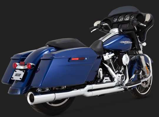 Vance & Hines Pro Pipe chrome