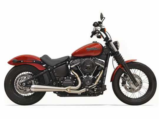 Bassani Bassani Road Rage 3 Stainless Steel  - 18002243