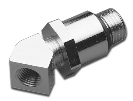 Custom Chrome Ersatz- Gewindeanschluss für Öldruckmanometer (5)  - 18-210