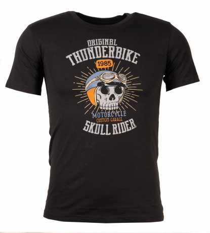 Thunderbike Clothing Thunderbike Kinder T-Shirt Skull Rider schwarz  - 19-01-1351V