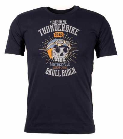 Thunderbike Clothing Thunderbike Kids T-Shirt Skull Rider blue  - 19-01-1359V